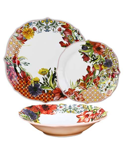 Piatti in porcellana Kitchen
