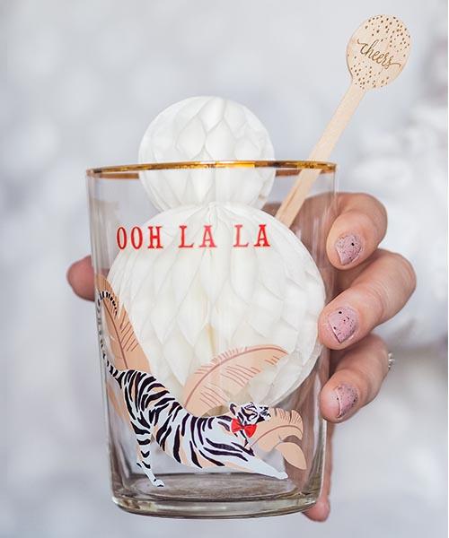 bicchiere bibita tigre