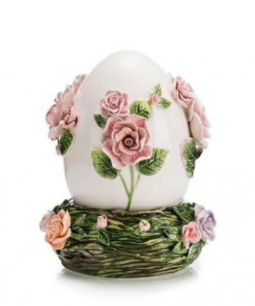 Uovo Lamart in Porcellana