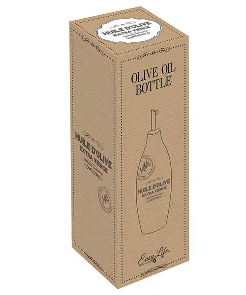 Bottiglia olio/aceto con tappo dosatore