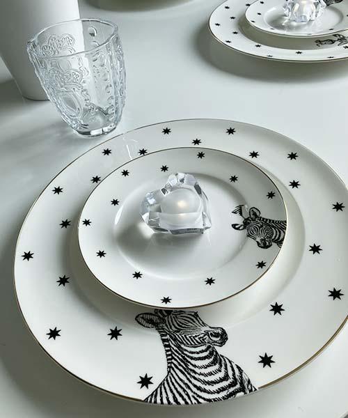 Piatti-in-Porcellana-Zebra