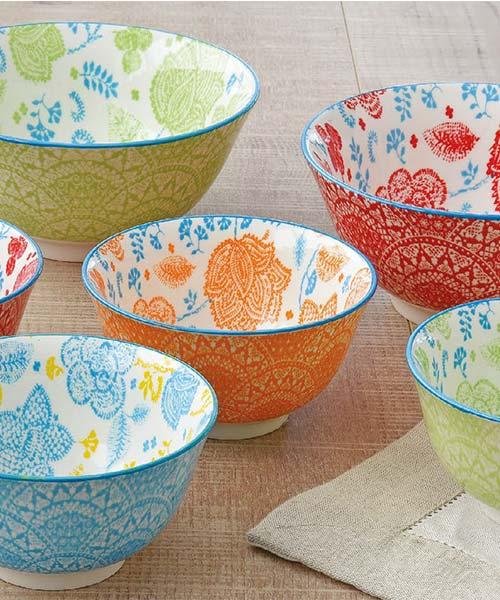 Set Coppette Design + Art Flowers