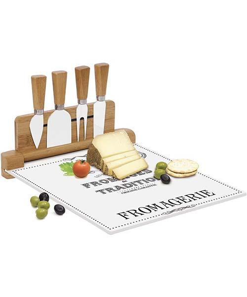 Tagliere-in-vetro-con-4-coltelli-da-formaggio