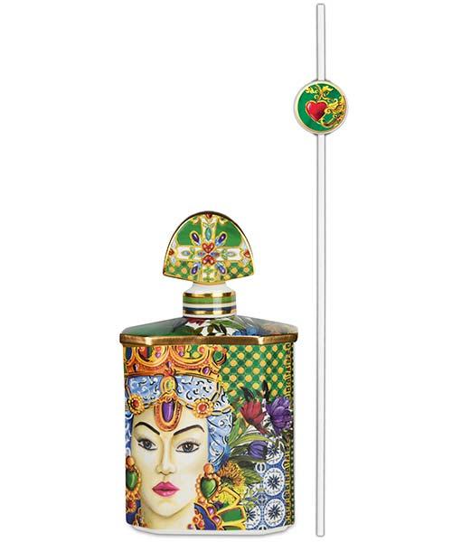 Bottiglia Portafragranze in Porcellana Maxi