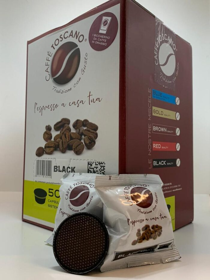 Caffè Toscano compatibile A Modo Mio