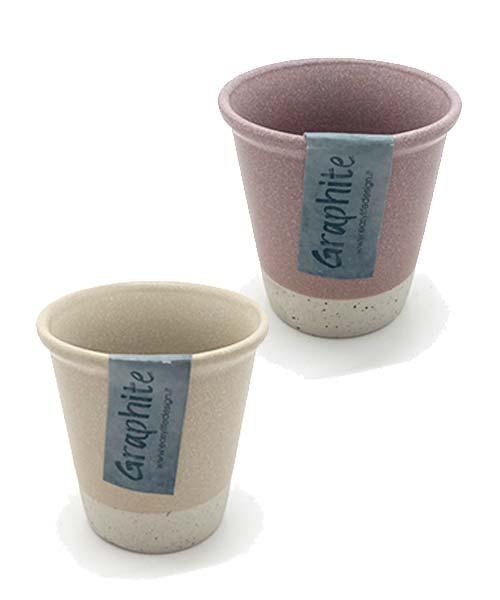 Bicchierino caffè Graphite Tinta Pastello
