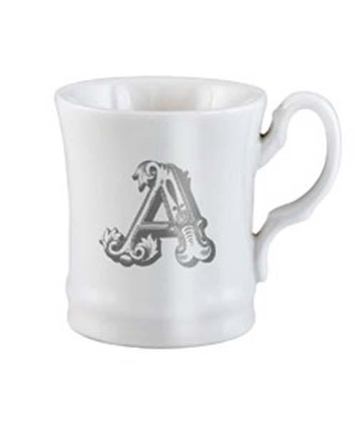 Tazzina caffè Personalizzata con Lettera dell'Alfabeto